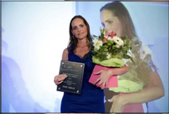 Terrey Award Presentation Pic